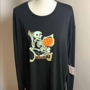 Lularoe Hudson Long Sleeve 2XL